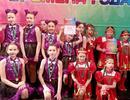 Обучающиеся дома детского творчества приняли участие в  XXV Международном конкурсе «Времена года»